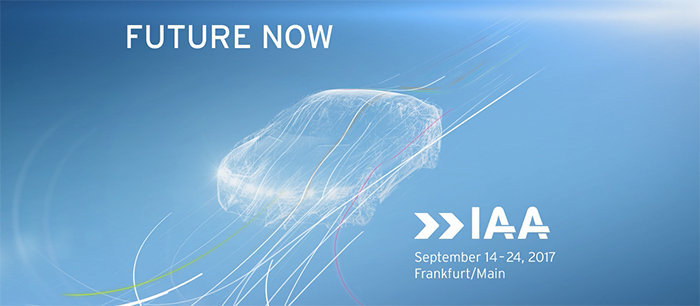 IAA 2017 Frankfurt Motorshow